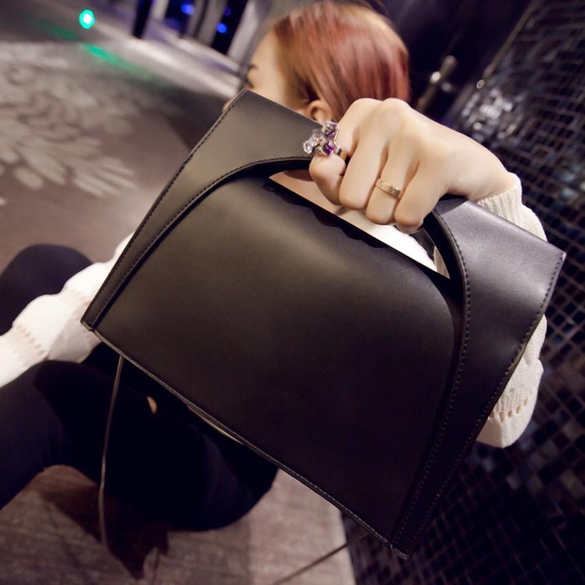 Fashion Brand Designer Pu Leather Ladies Clutches Handbags Women Chain Shoulder Bag Day Clutch Messenger Bag Evening(China (Mainland))