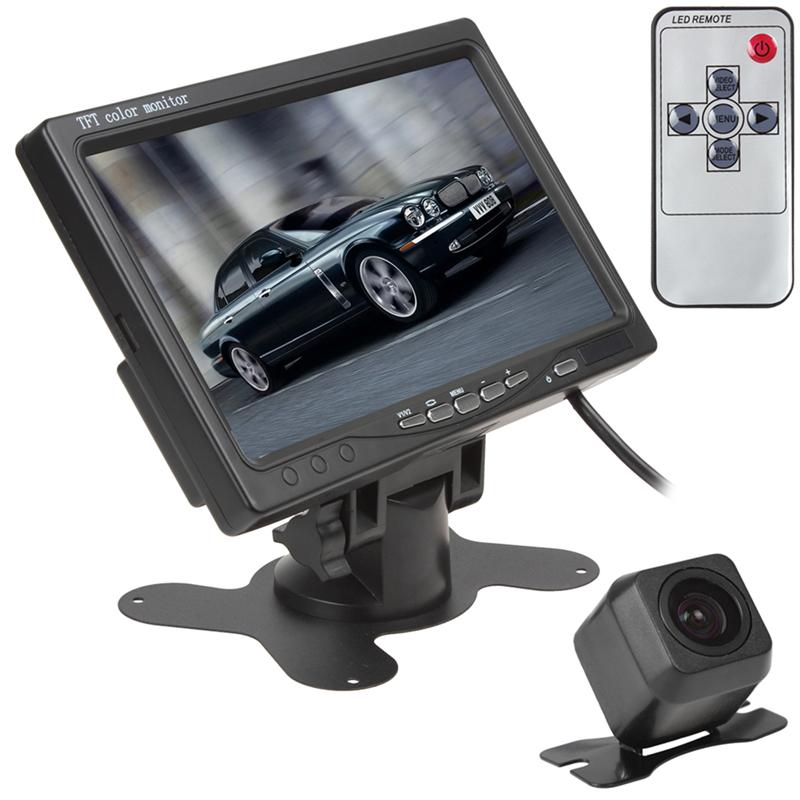Автомобильный монитор 2015 7/tft LCD 2 + E313 420 170 монитор 7 lcd