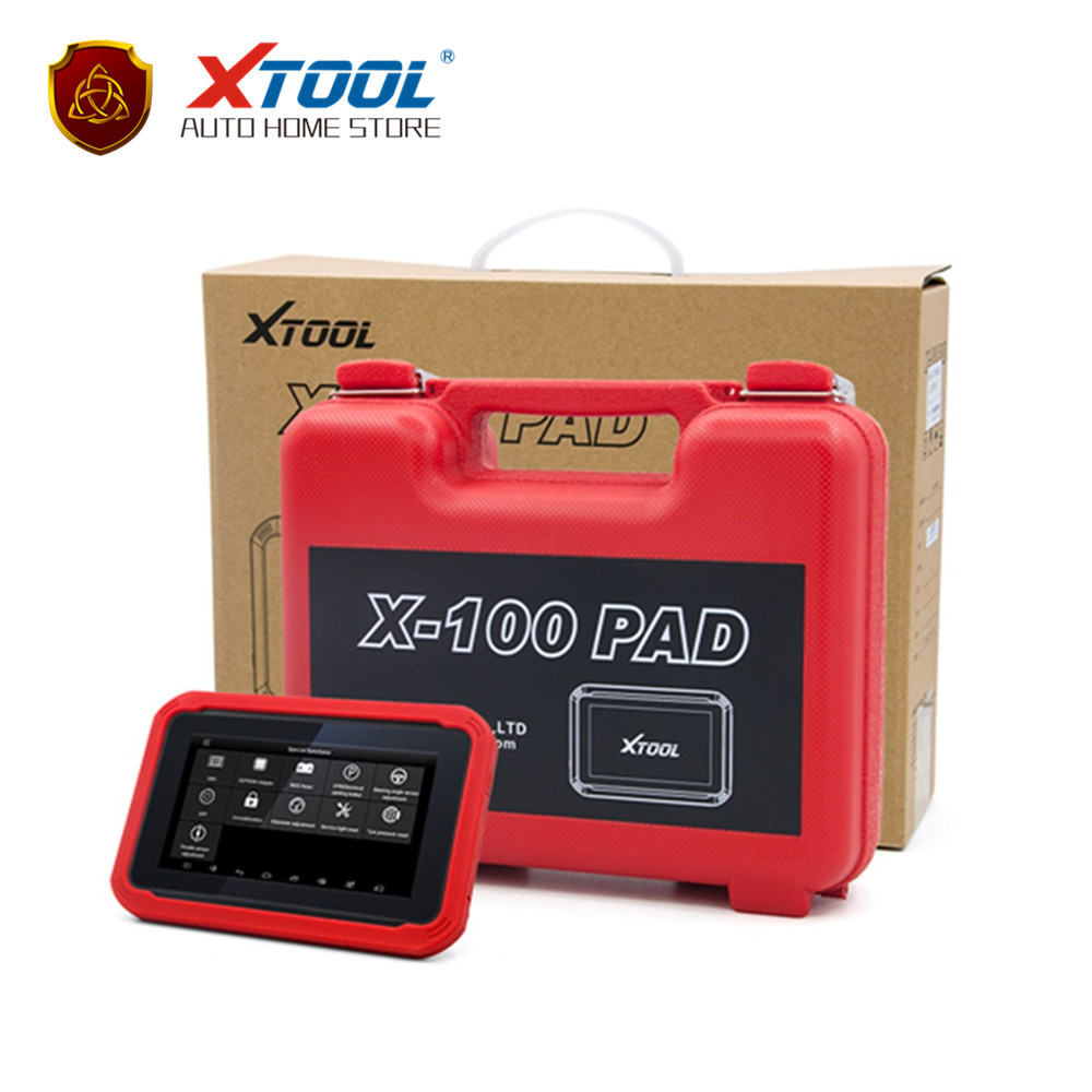 [XTOOL Distributor]XTOOL X-100 PAD Tablet Key Programmer with EEPROM Adapter Support Special Functions Free Shipping(China (Mainland))