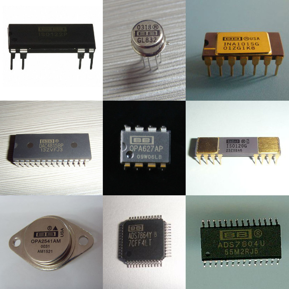 DAC811AH--Distribution of original op-amp fever analog-to-digital conversion chip Military level chip(China (Mainland))