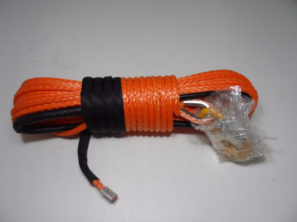 12mm*30m winch cable for auto parts,ATV 4x4winch line for car accessaries(China (Mainland))