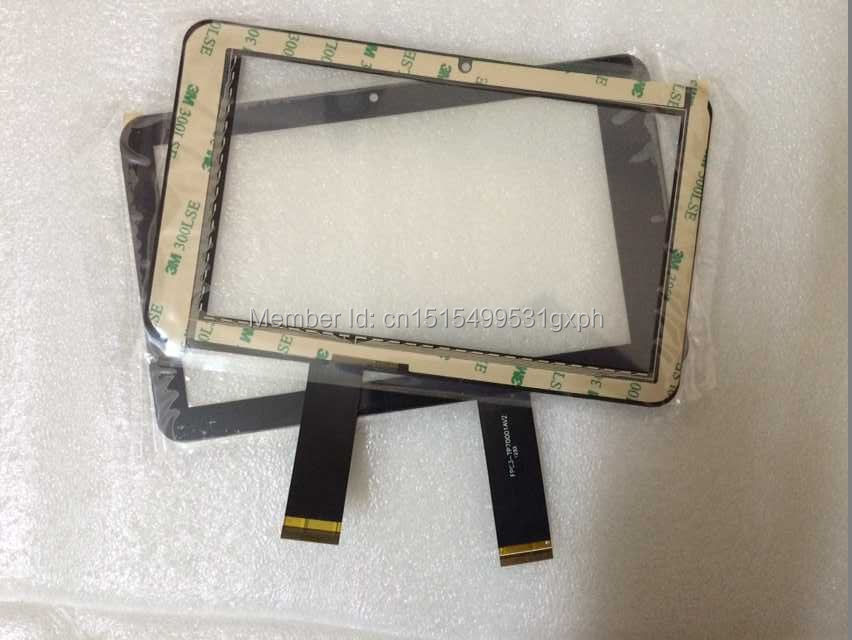 7'' New digitizer tablet pc Digma iDn7 3G FeiPad M7 MTK6575 touch screen panel FPC3-TP70001AV2 FPC3-TP70001AV1 04-0700-0618 V2(China (Mainland))