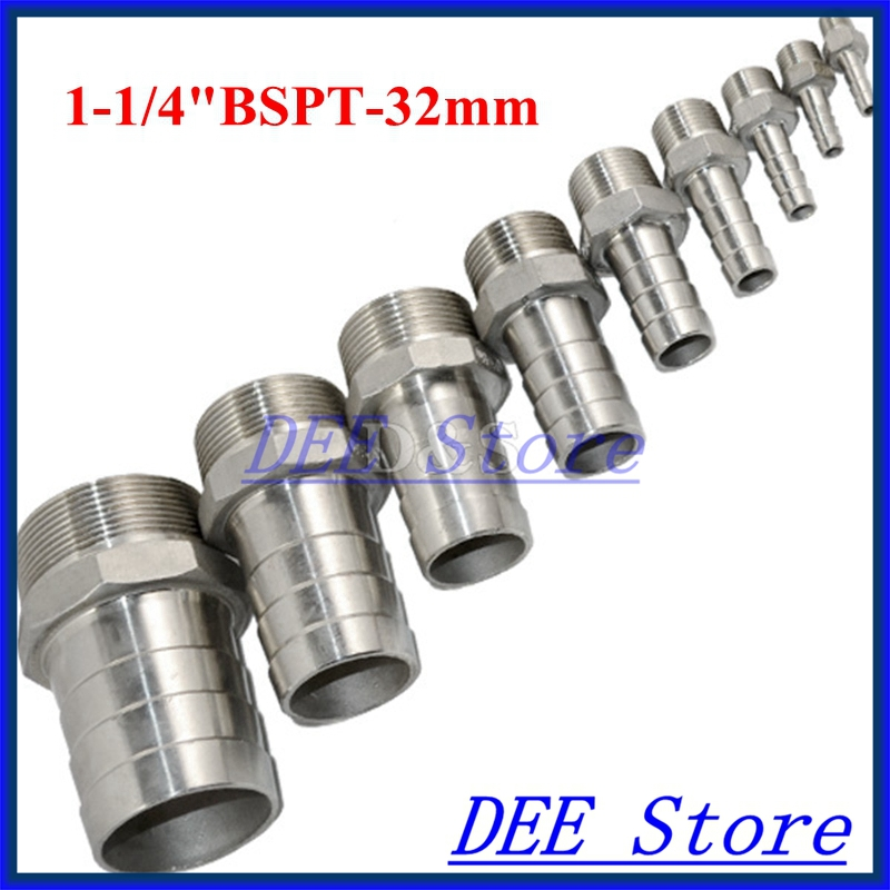 Aliexpress buy quot bspt male thread pipe fittings