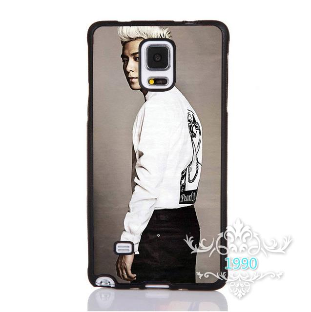 TOP t.o.p. Big Bang Cool Kpop Printed Phone Case Cover iphone 4 5s 5c SE 6 6s 6plus 6splus Samsung galaxy s3 s4 s5 s6