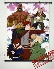Home Decor Japanese Poster Wall Scroll Anime naruto-457