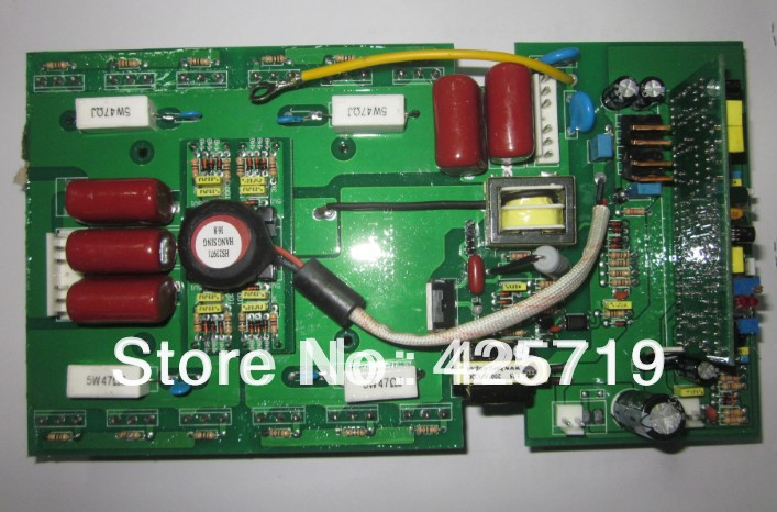 MOSFET ARC160 upper power PCB, inverter welder PCB,ARC160 circuit board, PCB - GOLDEN SILK ROAD INDUSTRIAL store