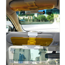 1pc Day & Night Vision Anti-Glare Goggle for Car Driving Mirror Sun Visors Clip Board Newest