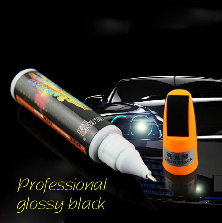 Metallic Black Car Paint Pen Car Paint Care Repair Pens