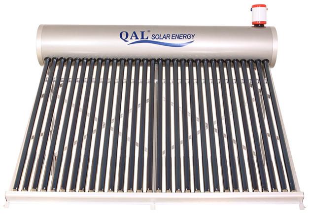 QAL Non-preesure Solar water heater Unpressurized solar energy ,5L assistant tank(China (Mainland))