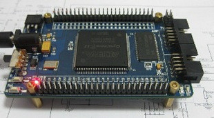 Core board EP2C8 FPGA development board Nios development board(China (Mainland))