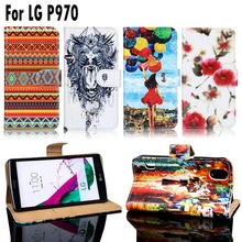 Buy PU Leather Cell Phone Cases Covers LG Optimus P970 Marquee LS855 Wallet Card Slot Housing Bag Shell LG Optimus P970 Case for $3.08 in AliExpress store