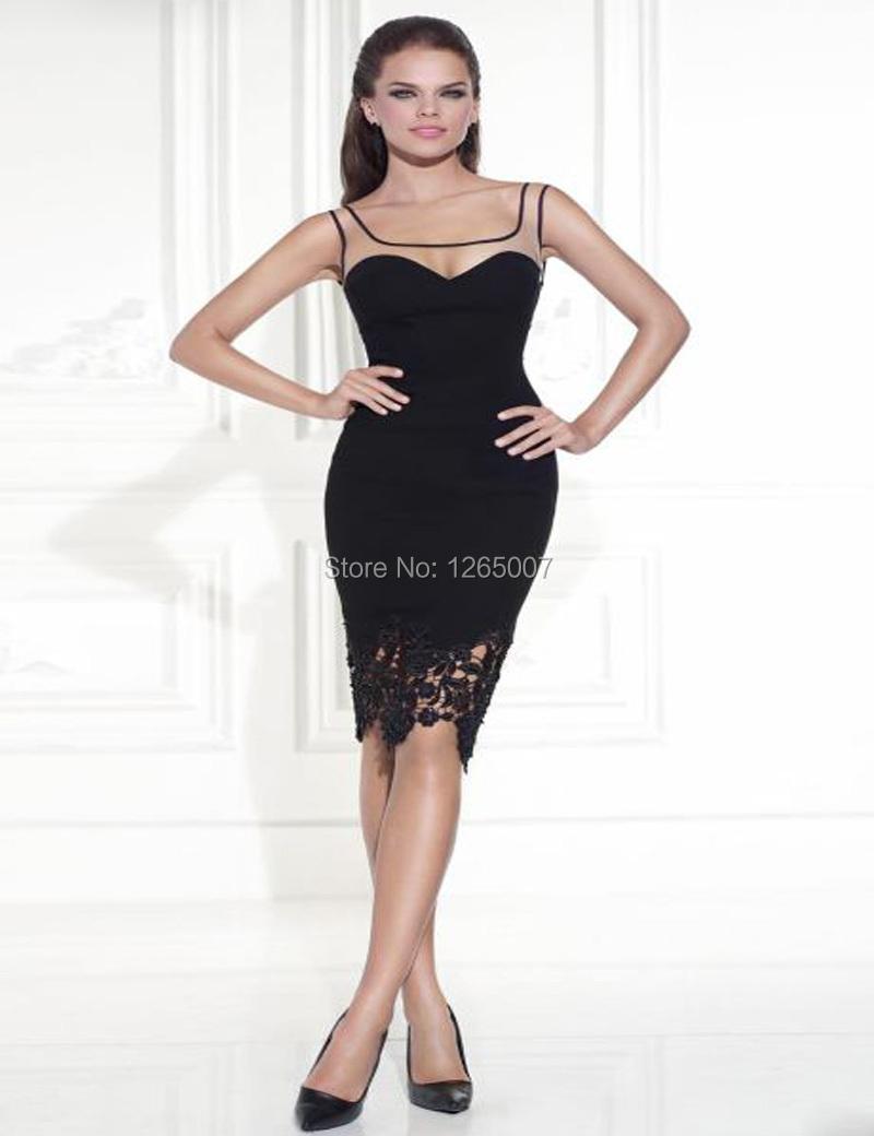 Semi Formal Black Dress Photo Album - Reikian