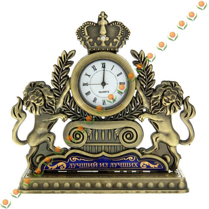 Drop shipping! Retro table clocks,vintage arts & craft, Antique home & garden & kitchen decor. Russian medal souvenir men gift(China (Mainland))
