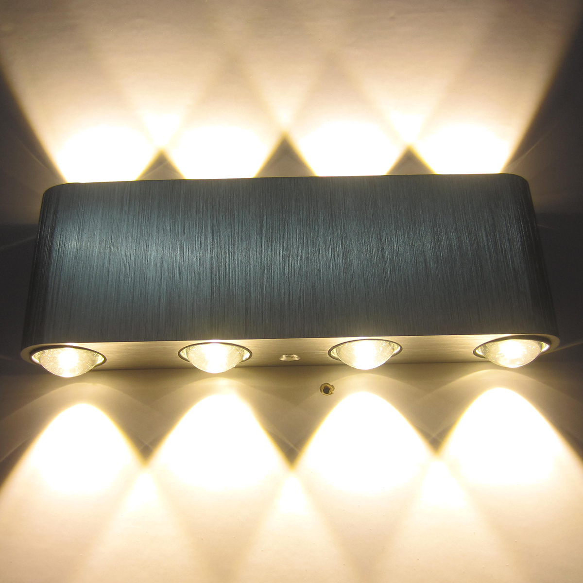 Rectangle Led Wall Sconce Night Light