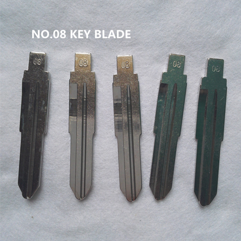 No.08 Car Key Blade For Daihatsu FIAT PALIO Transponder Key /Remote Key /Flip Key Blade(China (Mainland))