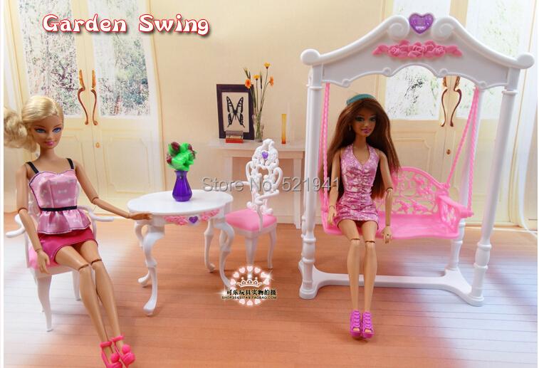 Как сделать гамак для куклы барби