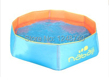 Infants and young children/baby home portable folding swimming pool inflatable swimming pool(China (Mainland))