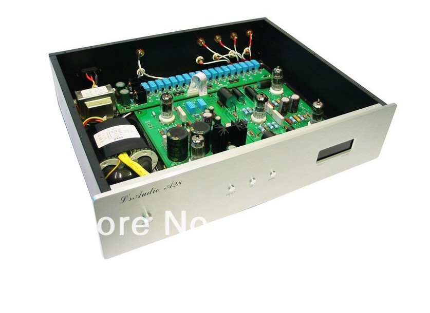 LITE Remote Ver -LS7B Vacuum tube Preamp Audio Pre amplifier Base on MARANTZ 7(China (Mainland))