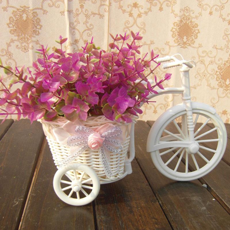 Flores artificiais decora o de casamento festa decora o - Decoracion con flores artificiales ...