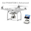 DJI FPV Drone phantom 3 Professional RC Quadcopter with 4K Camera RC helicopter Auto-takeoff/Auto-return home DHL EMS Free