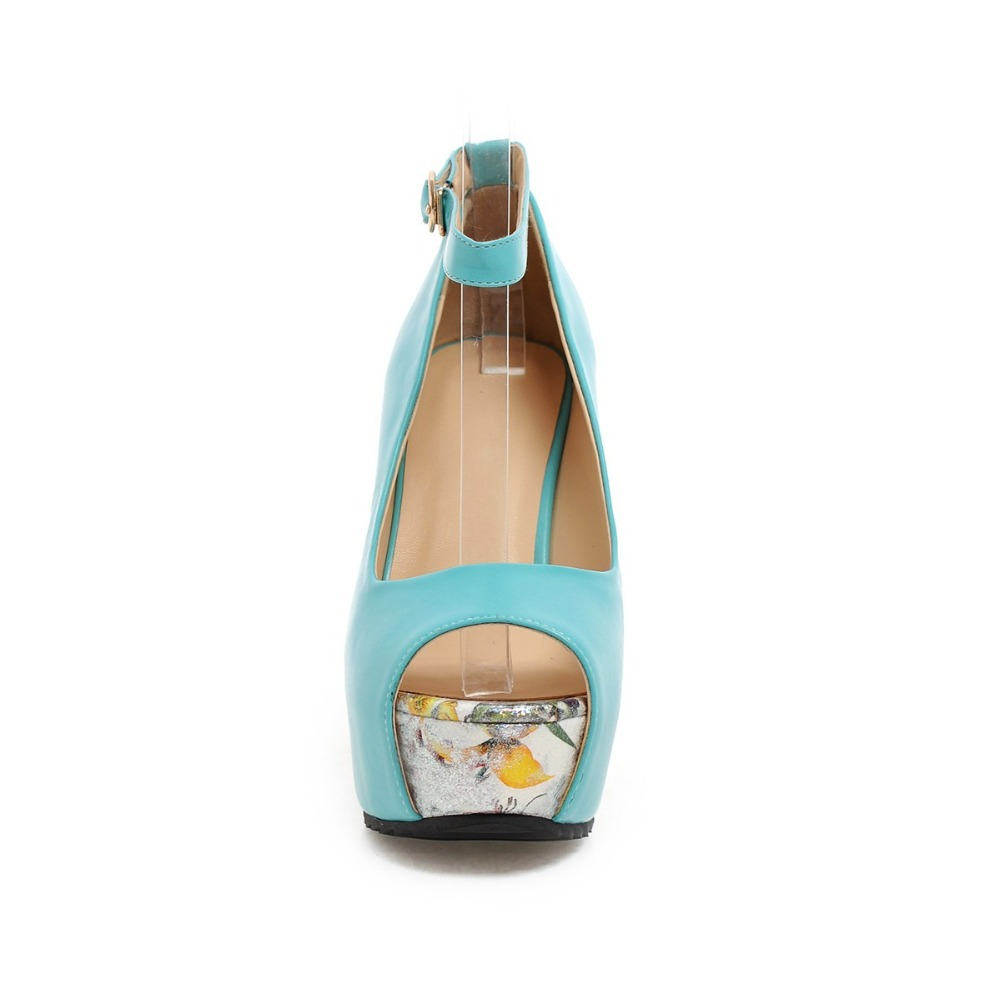 Slippers With High Heels