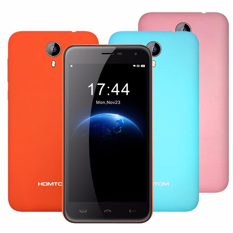 "Original Homtom HT3 MTK6580 Quad Core1.3G Android 5.1 Mobile Phone 3G WCDMA Dual SIM 5.0""HD 1G RAM 8G ROM 8MP(China (Mainland))"