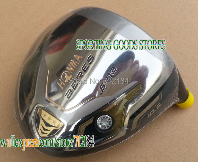 "New men.s golf Club Heads Honma AERES S-03 Golf driver Head 10.5""or""9.5 loft No shaft golf head EMS Free Shipping(China (Mainland))"