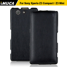 Buy Sony Xperia Z3 Compact Case Sony Z3 Compact Cover Z3 mini M55W D5803 D5833 Flip Leather Case Cover Phone Cases Shell for $6.04 in AliExpress store