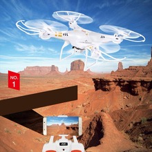 X5SW 2.4Ghz 4CH RC Quadcopter 3D Roll Drone Camera Real Time Transmission RTF