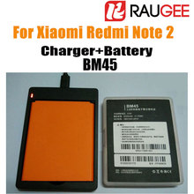 High Quality Charger Dock+ 100% Brand New BM45 3020mAh Battery For Replacement Of  Xiaomi Redmi Note 2 Smart Phone