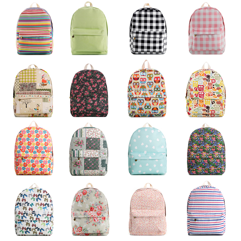 Watch more like Cute Backpacks For High School