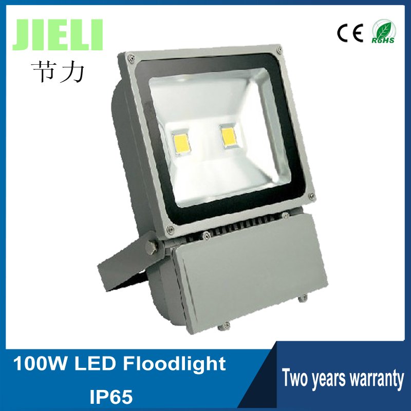 Free Shipping High-Quality Outdoor IP65 High Power AC85-265V 100W LED Floodlight With 2 Chips<br><br>Aliexpress