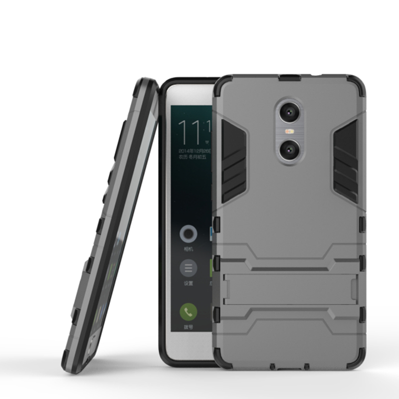 Xiaomi Redmi Pro (5.5inch) Shockproof Rugged Hybrid Armor Case for Xiaomi Redmi Pro Cover With Kickstand Phone Accessories