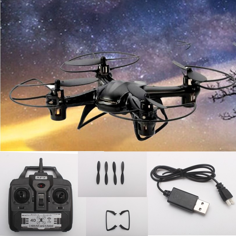 Best seller DM003 Drone 2.4G 4CH 6-Axis Mini RC Gyro Quadcopter Helicopter with 0.3MP Camera miudo Quadrotor Oct19C wholesale