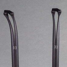 Buy Road Mountain Bike UD Matte Full Carbon Fiber Seat Tube Bike Seat Post Cycling Seatpost 20 & 5 Degree 27.2/30.8/31.6*330mm for $43.71 in AliExpress store