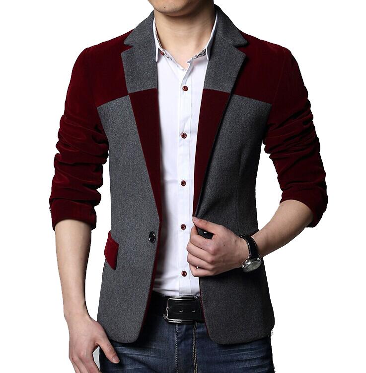Designer Mens Blazer Promotion-Shop For Promotional Designer Mens Blazer On Aliexpress.com
