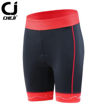 Buy CHE JI High Elasticity Quick Women Dry 3D GEL Padded Ciclismo Bicicleta Tights Clothing Mountain Bike Bicycle Cycling Shorts for $16.97 in AliExpress store