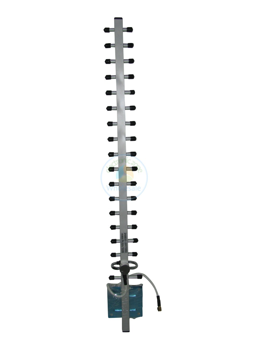 2.4GHz 13dBi Yagi RP-SMA WiFi Antenna Long Range for Linksys E2100L WRT160NL(China (Mainland))