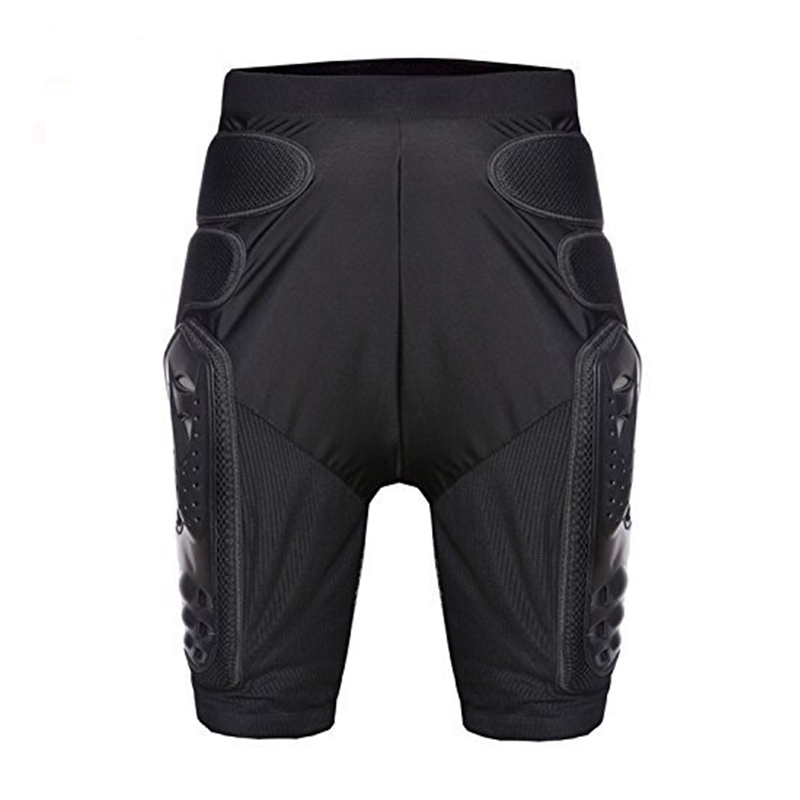 Motorcycle Armor Pants MTB Off Road Armadura Motocross Bicycle Protect Mountain Bike Trail Pant Cycling Armor Downhill Protector