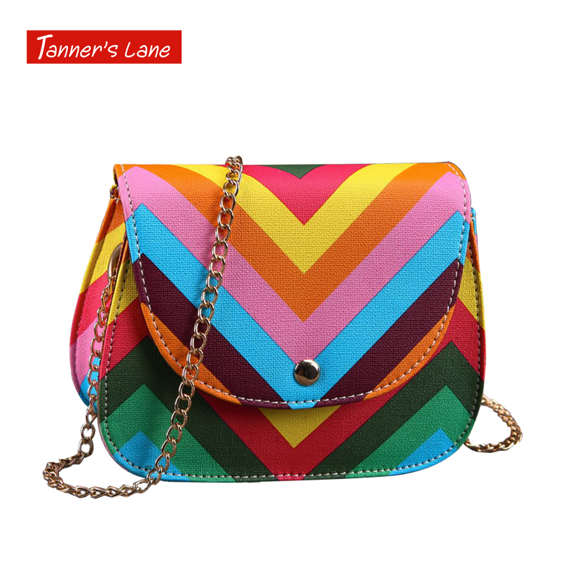 Mini bags Colorful chains women leather bags designer handbags high quality women messenger bags bolsa feminina sac wallets(China (Mainland))