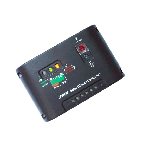 Solar charging controller 12V24V10A automatic conversion lamp controller with time control(China (Mainland))