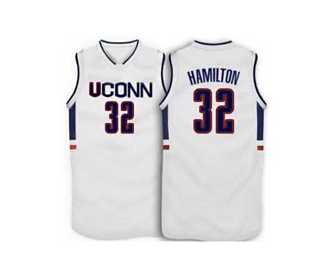 Aliexpress.com : Buy Richard Hamilton 32 Connecticut UConn College,NPXKJWO141,Mouse over to zoom in