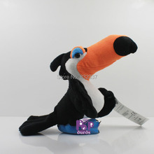 High Quality RIO Movie figure Soft Plush RIO Raphael Plush Toys For Children