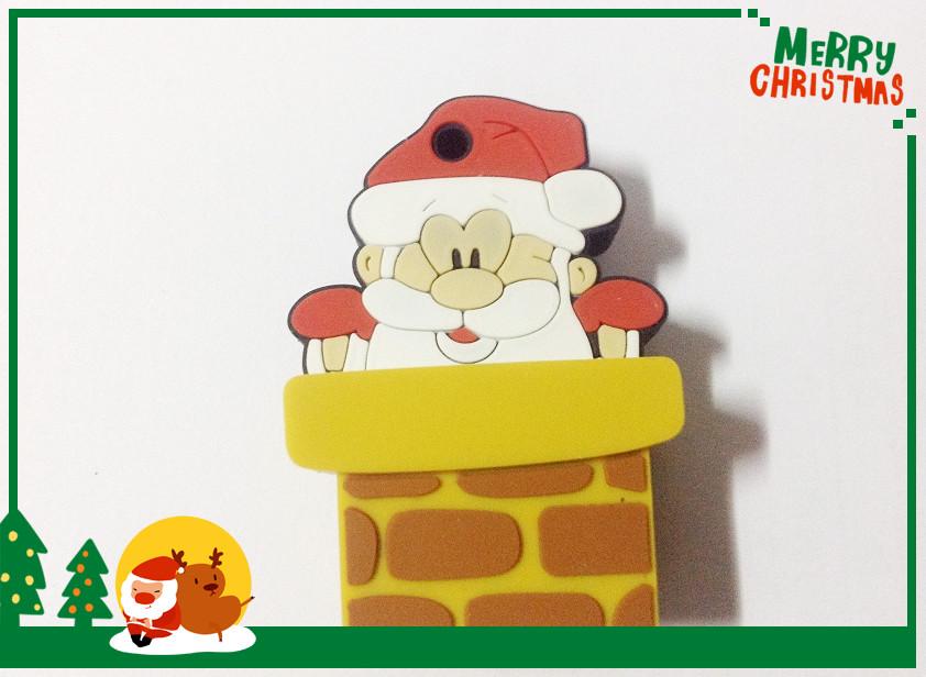 hot sale full capacity 2gb 4gb 8gb 16gb 32gb 64gb menory stick father christmas stove usb flash drive u disk pen drive S571(China (Mainland))