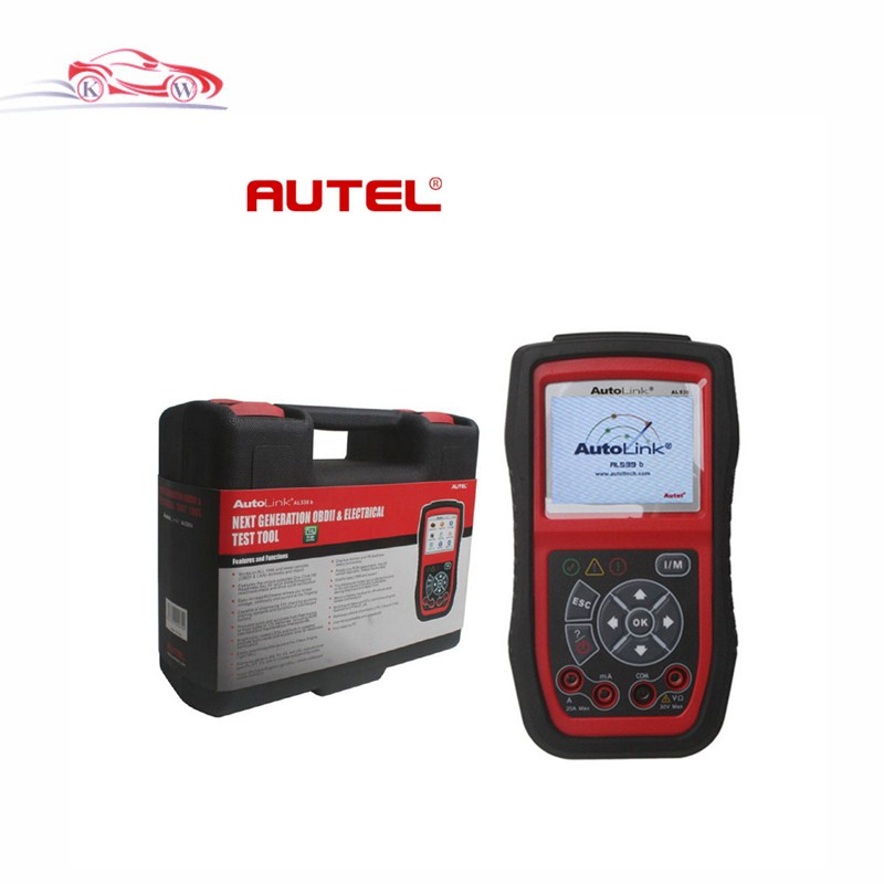 Autel AutoLink AL539B OBDII Code Reader & Electrical Test Tool Easy To Use Support Update Online In stock(China (Mainland))