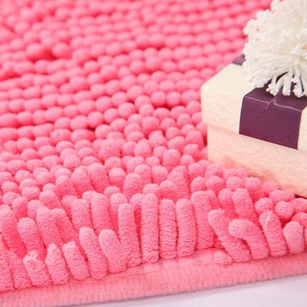 Floor Thicken mats doormat chenille carpet absorbent bath mat Bathroom Non-slip Carpets Mats Rug Home Decor Cloth Mat 40*60cm - The Mall Stores store