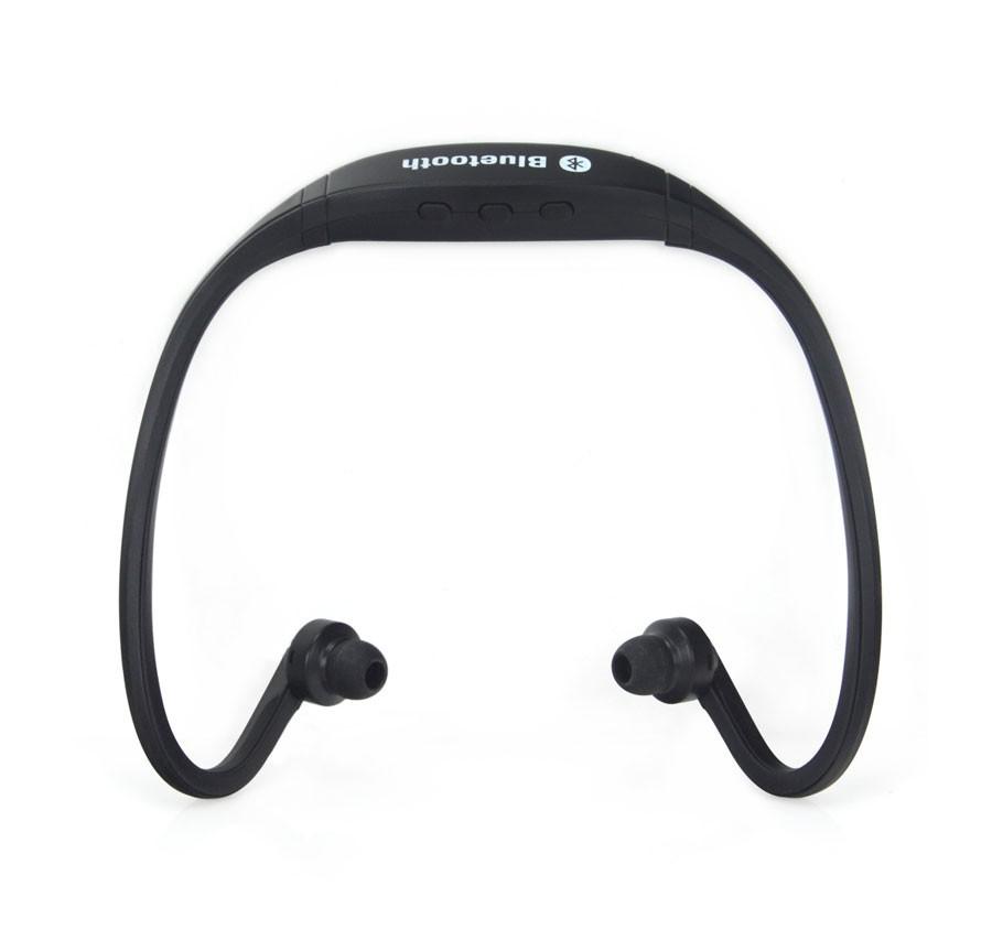 Sports Wireless Original S9 Bluetooth 4.0 Handfree Earphone Headphones Headset Support TF Card for iPhone Samsung All Phones