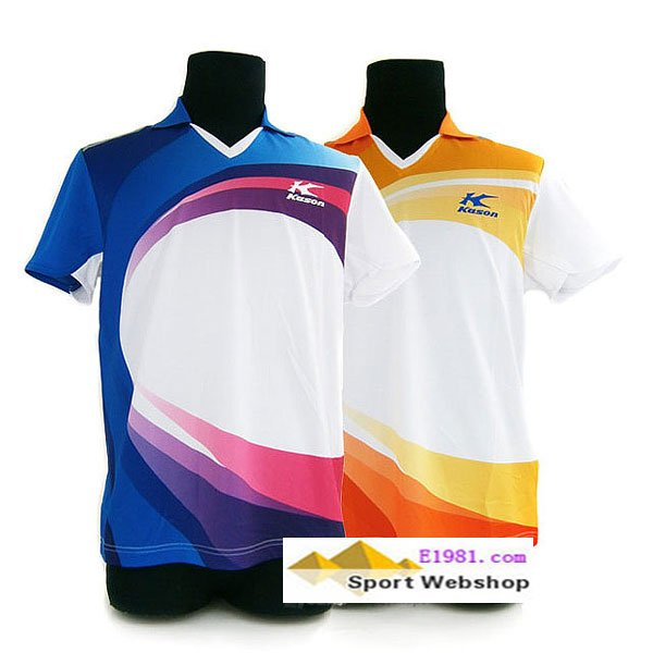 kason badminton T-shirt:July 2012, Olympic T-shirt,men Badminton Jersey,kason FAYG025(China (Mainland))