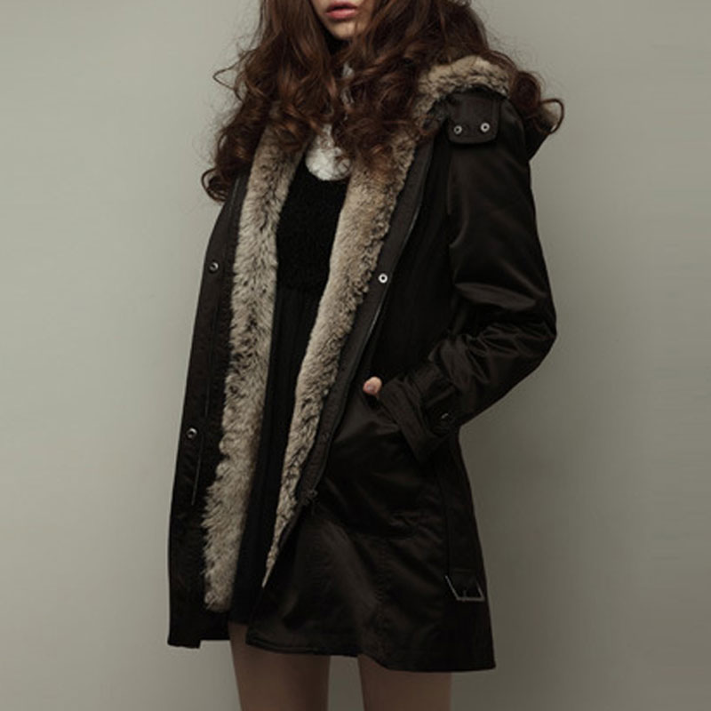 Fur Lined Coats For Ladies | Down Coat