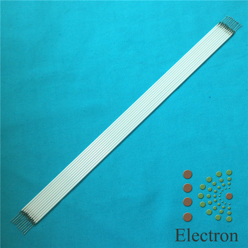 17 inch 348mm*2.4mm CCFL Backlight Lamps Highlight for LCD Monitor 10pcs/lot(China (Mainland))